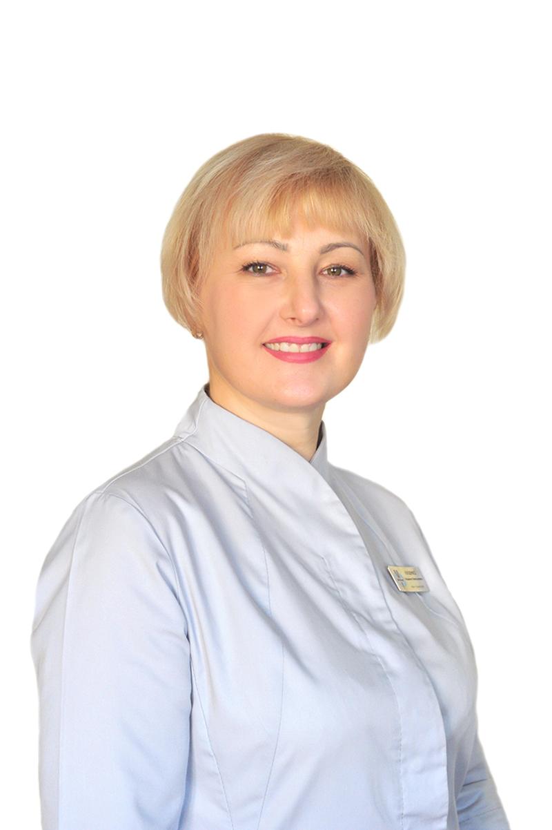 Луценко Людмила Миколаївна
